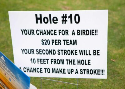 Be Concerned Golf Outing