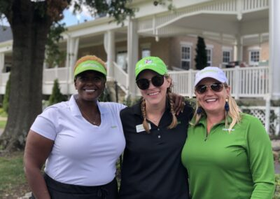 Humana Volunteers at Golf Outing