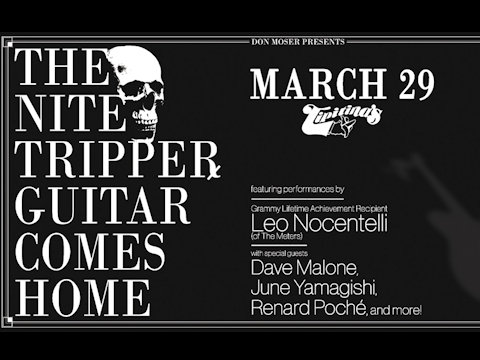 Don Moser Presents: The Nite Tripper Guitar Comes Home