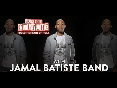 Jamal Batiste Band Wednesday November 11th