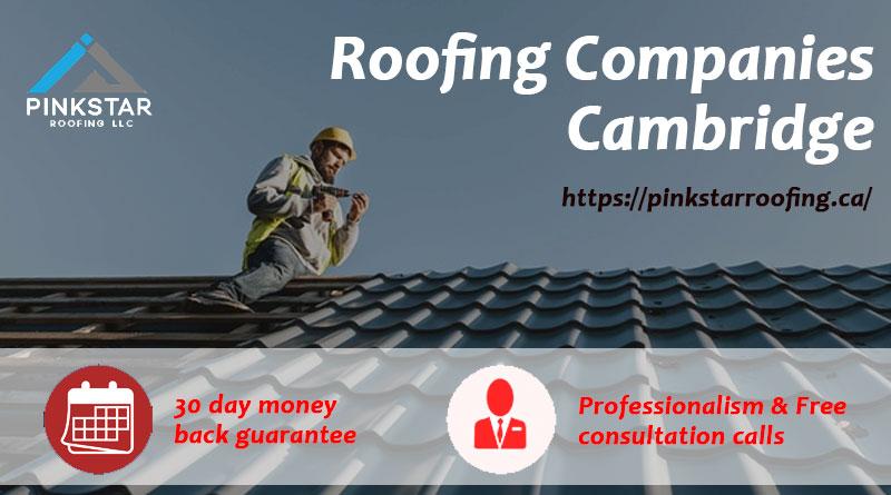 Roofing Companies Cambridge