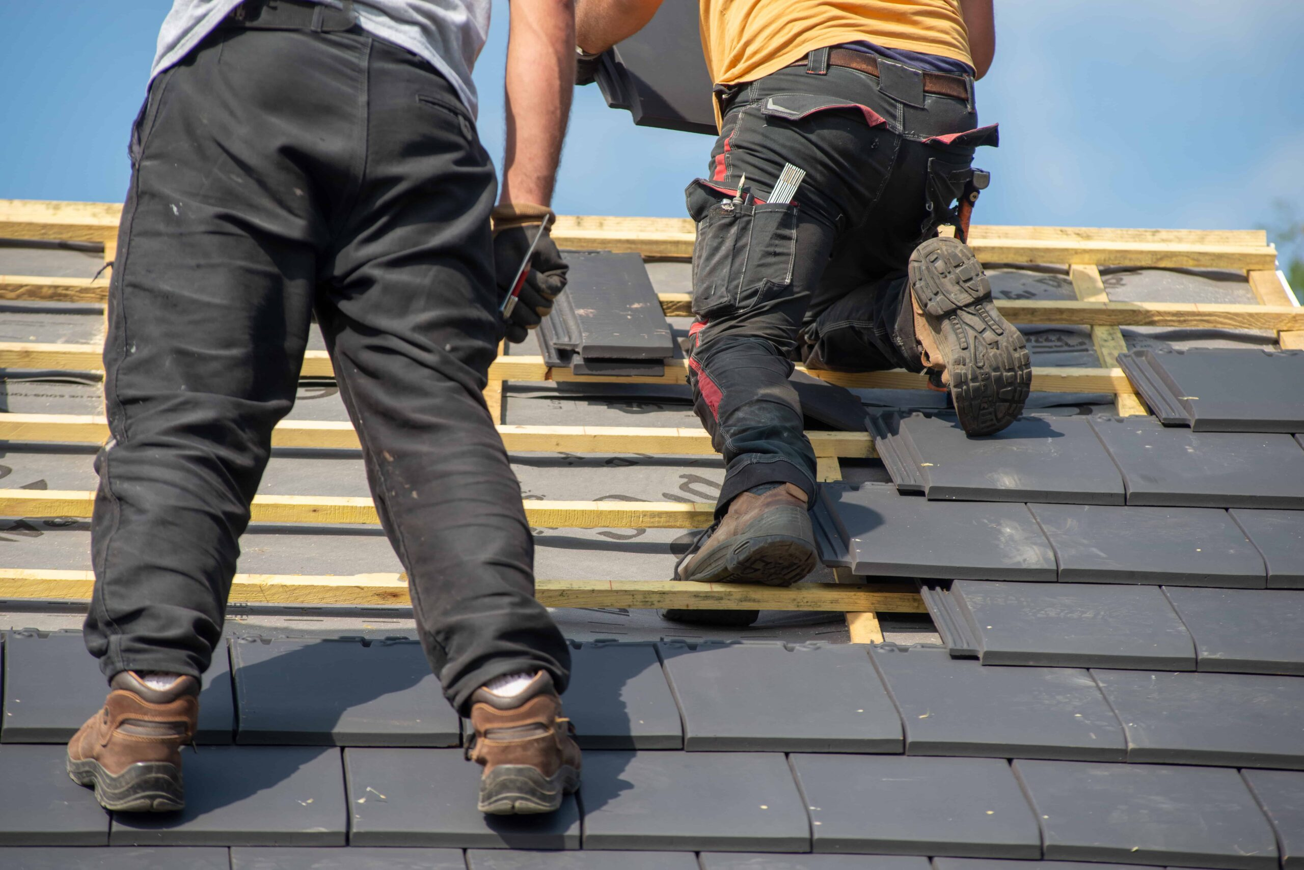 Cambridge Roofing Services