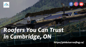 Roofers You Can Trust in Cambridge, ON