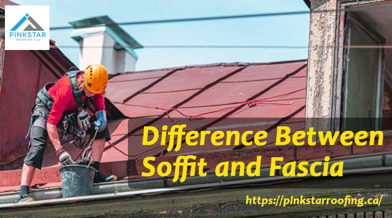 difference between soffit and fascia