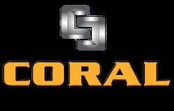 Coral Construction Logo