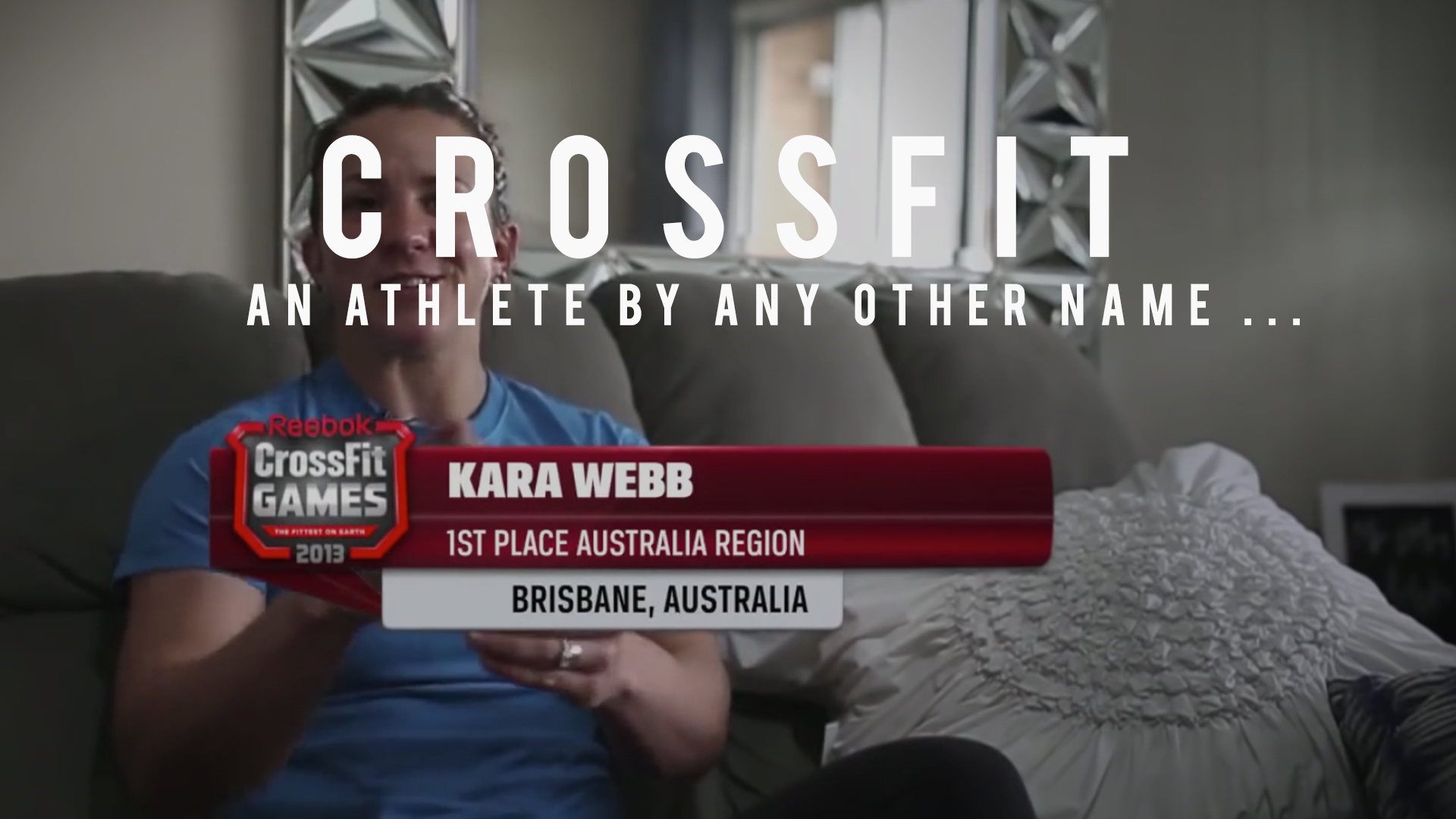 CrossFit - An Athlete By Any Other Name ... Michael McCoy Videography
