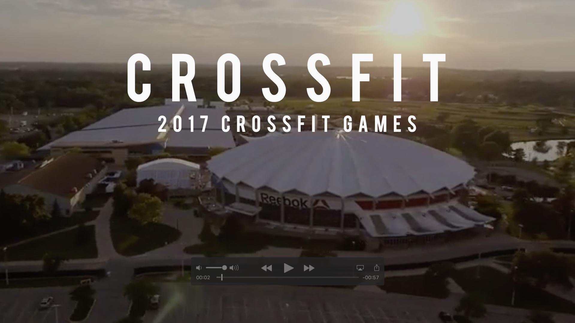2017 Crossfit Games Michael McCoy Videography
