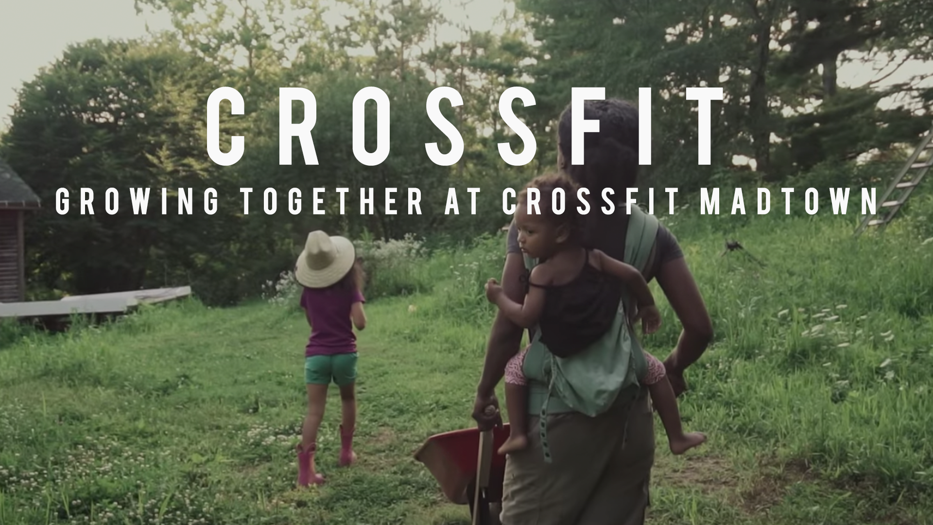Growing Together at CrossFit Madtown Michael McCoy Videographer