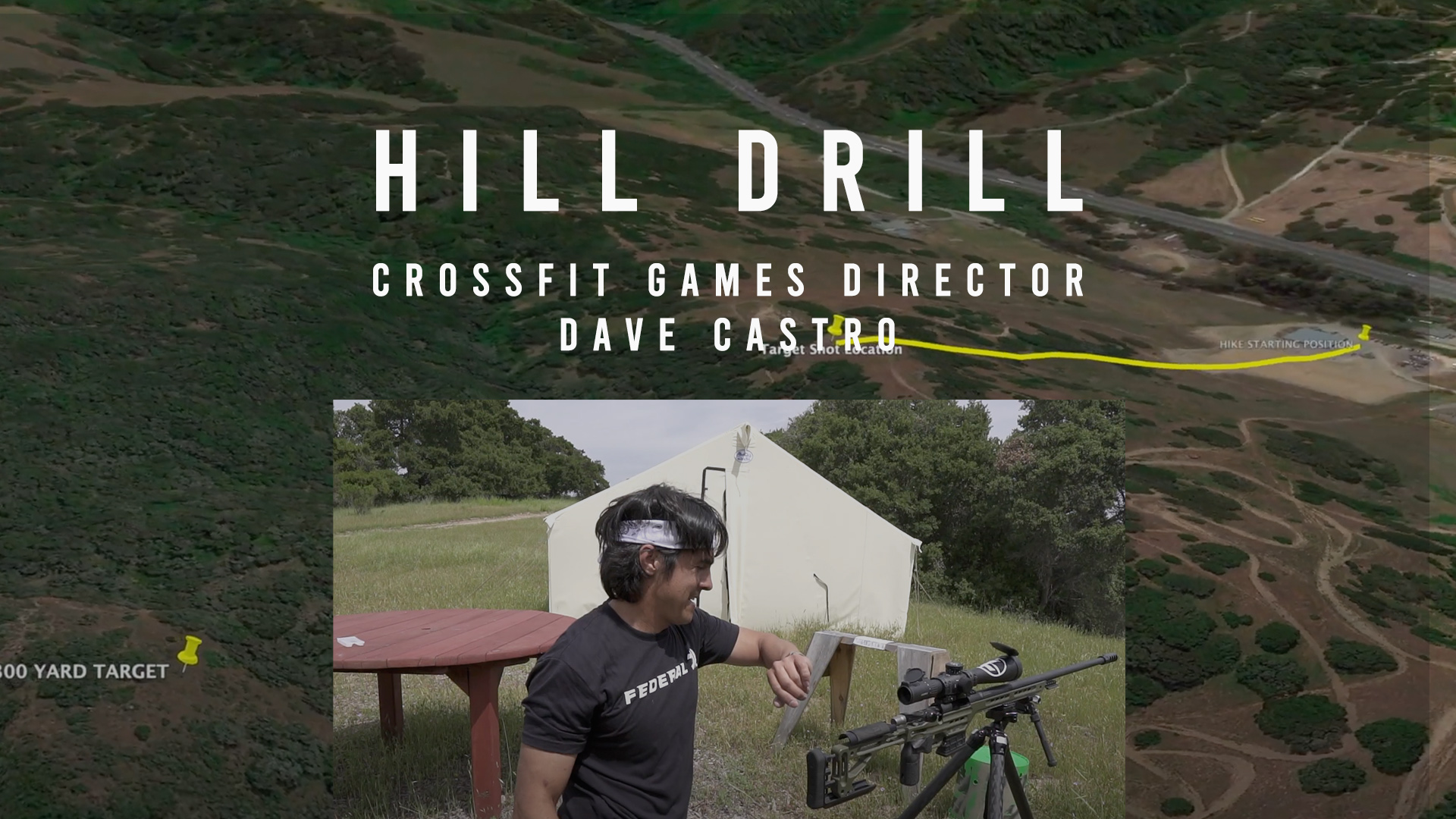 Hill Drill Michaal McCoy Videography