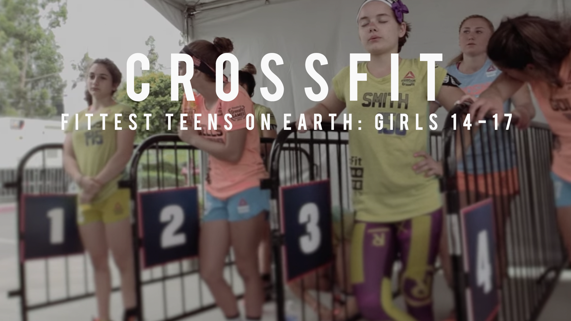 Fittest Teens on Earth: Girls 14-17 Michael McCoy Videography