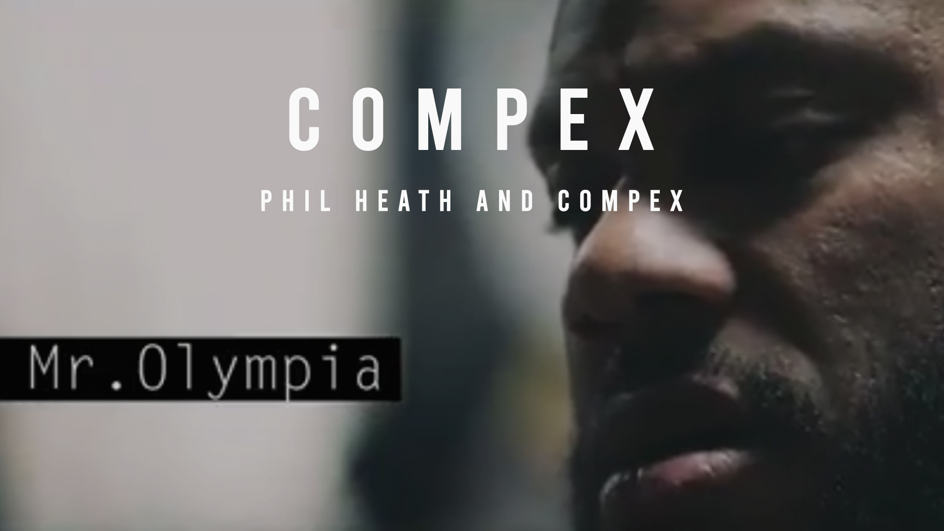 Phil Heath and Compex Michael McCoy Videography