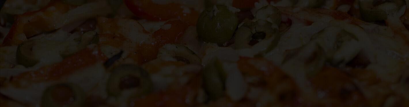 PizzaPazza Food Truck Menu