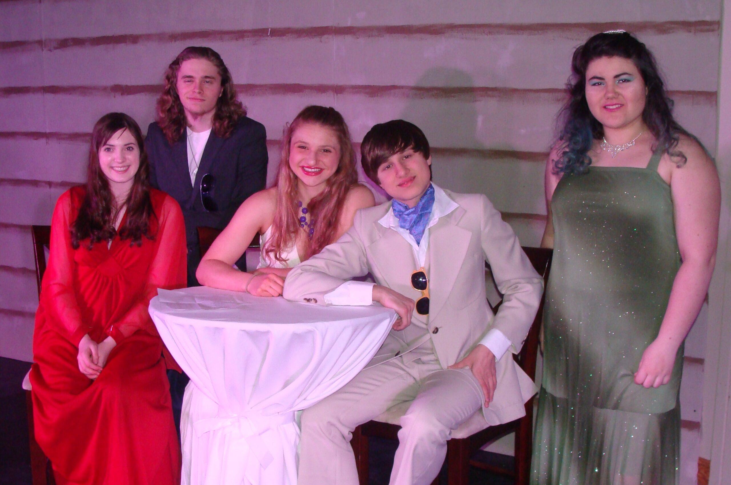 Murder at the Prom Teen Program
