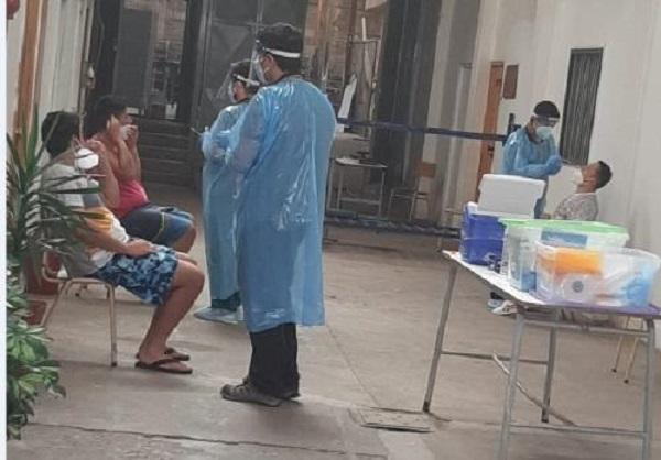 Ordenan cuarentena total de la cárcel sanantonina