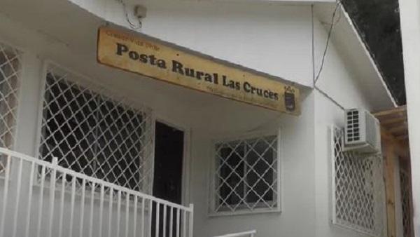 Posta rural Las Cruces cierra temporalmente por PCR positivo