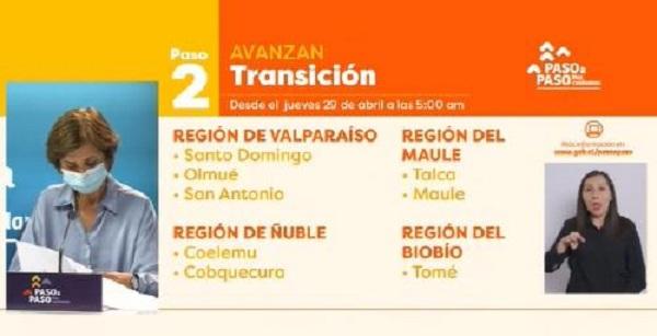San Antonio y Santo Domingo saldrán este jueves de Cuarentena