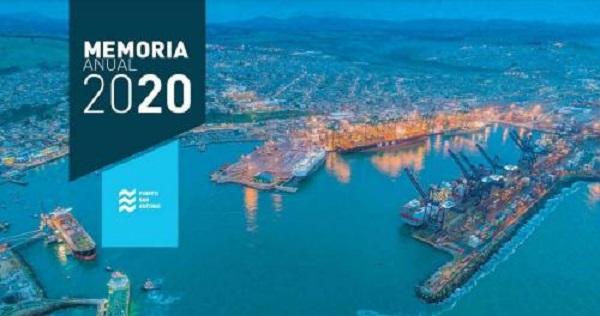 Puerto San Antonio publica su memoria anual 2020
