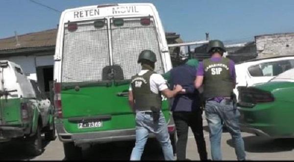 Macro operativo permitió detener a 9 sujetos prófugos de la justicia