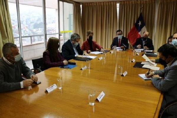 Mesa Paso a Paso Chile se Recupera impulsa inversión y proyectos para la región de Valparaíso