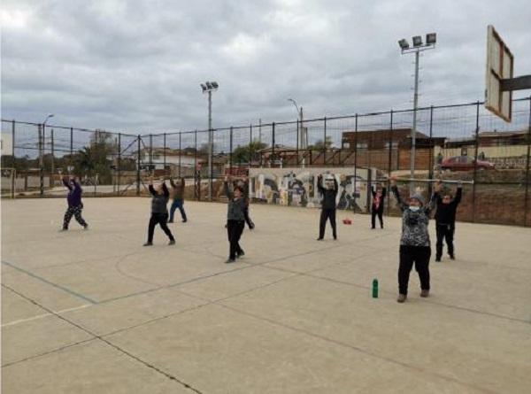 Aumenta aforo de talleres de actividad física en El Quisco