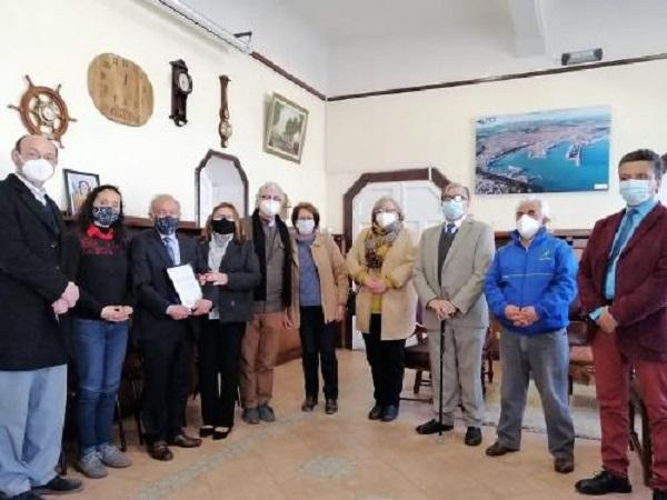 Funcionario municipal sanantonino se acoge a retiro con 33 años de trayectoria laboral