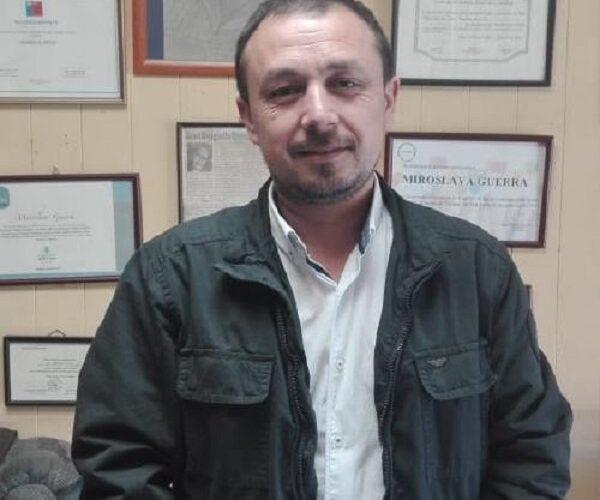Entrevista al candidato a diputado por el distrito 7 Luis Cuello