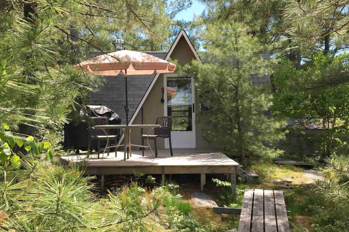 Coziest A-Frame Rentals in Ontario