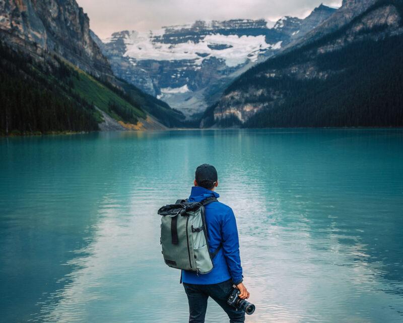 travel alone in Canada