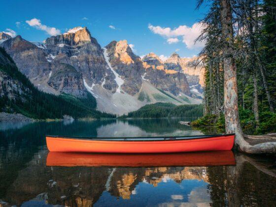 kayaking canada