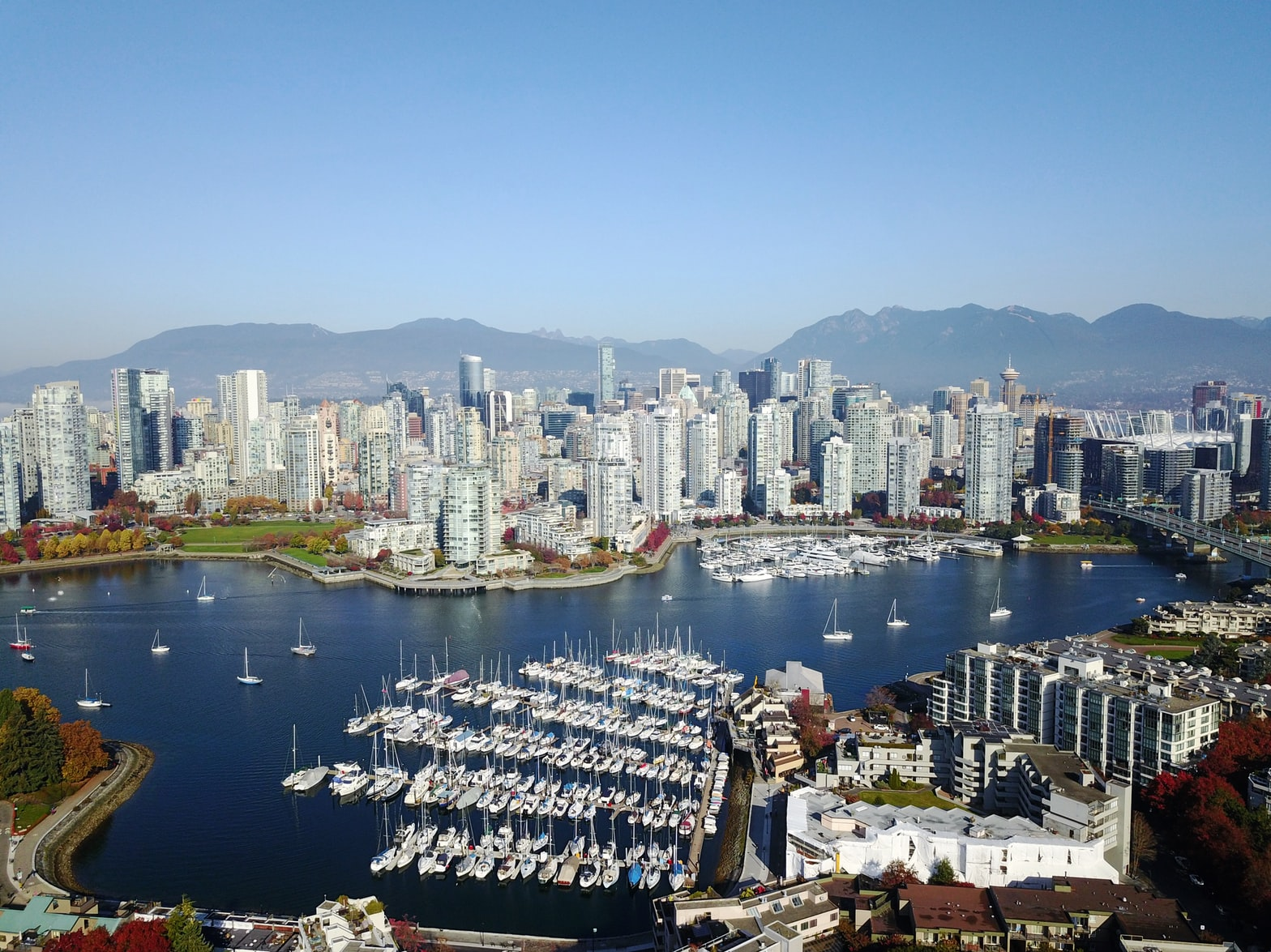 Vancouver Images of Canada Sanjay Chauhan