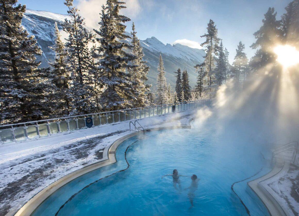 Upper Hot Springs Banff
