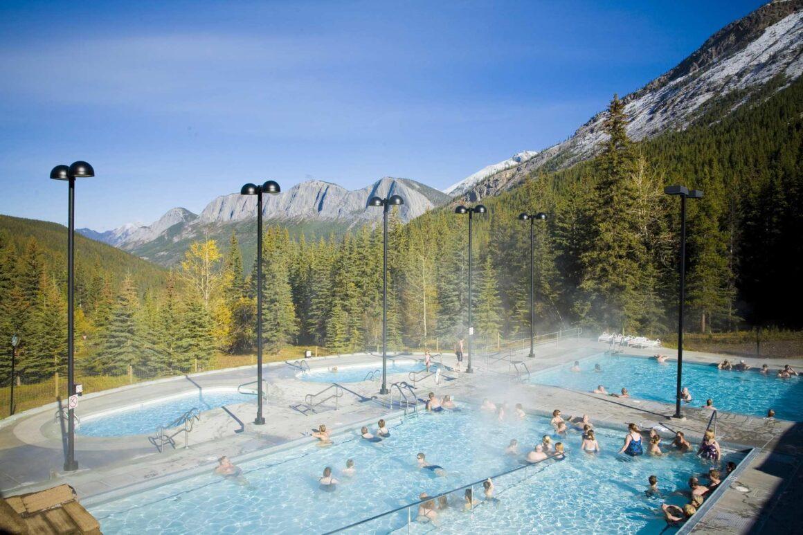 hot springs Jasper
