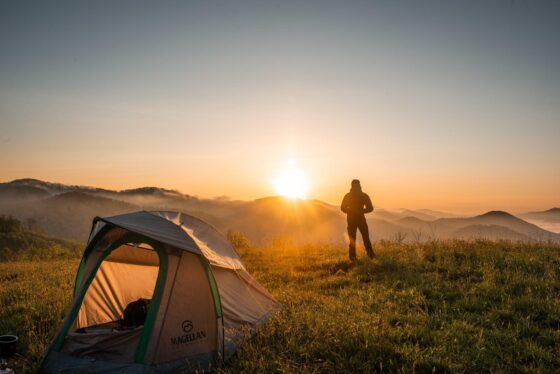 Beginner's Guide to Overnight Camping Images of Canada