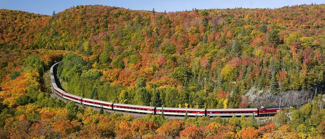Agawa Canyon Tour Train, Ontario Sault Ste. Marie, On to Agawa Canyon Park, ON