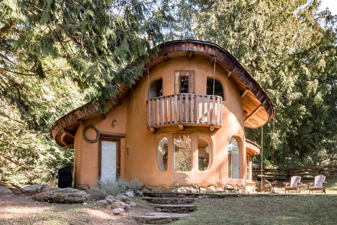 Cob Cottage Canada Airbnb