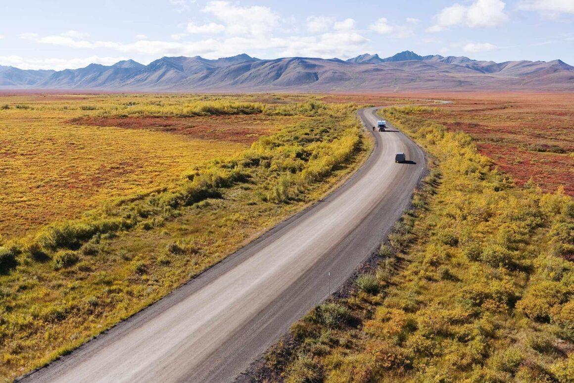 Dempster Highway road trip
