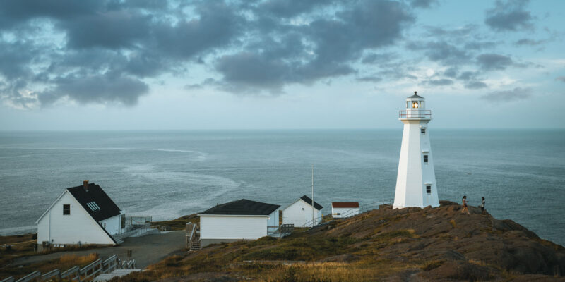 Cape Spear - Eastern Most point in Canada