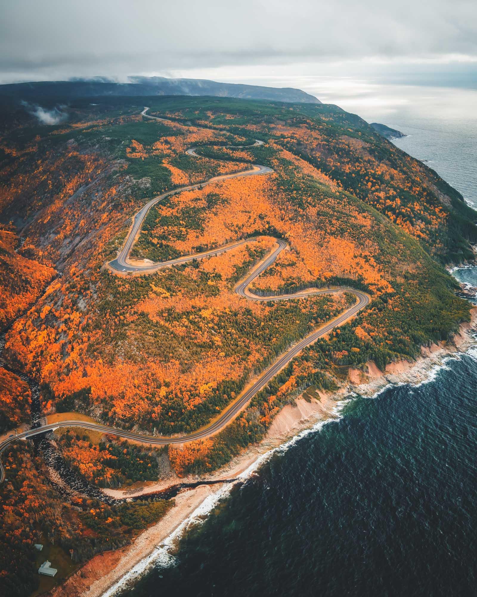 Cape Breton Island, Cabot Trail