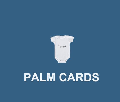Palm Cards