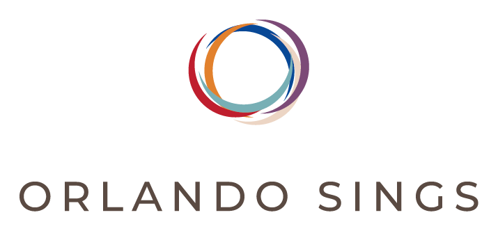 Orlando Sings logo, choirs in Orlando chorus