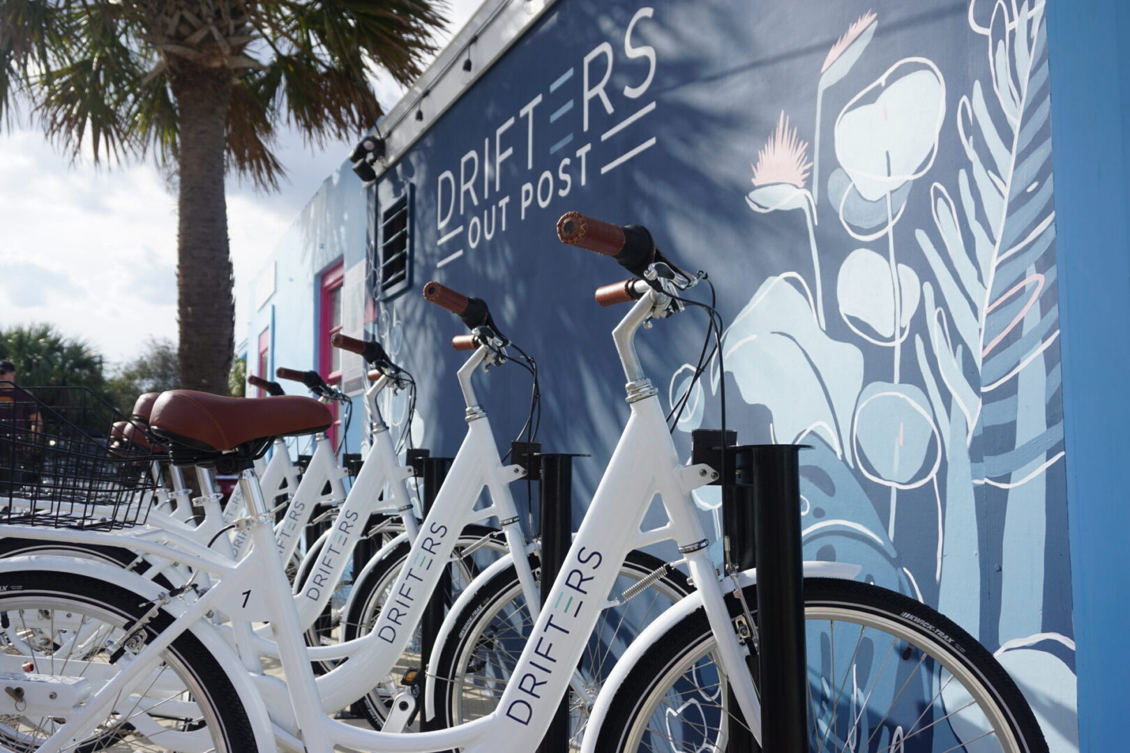 Drifters Outpost bicycles