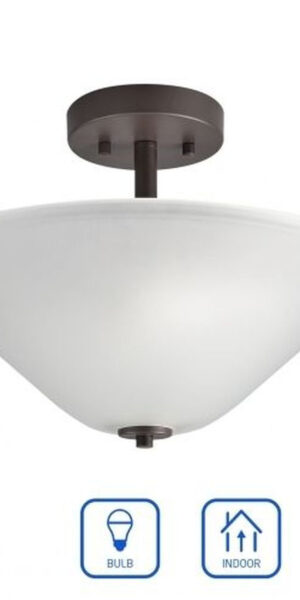 InHome Semi-Flush Mount