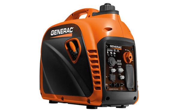 Generac GP2200i PORTABLE INVERTER GENERATOR- Model #7117