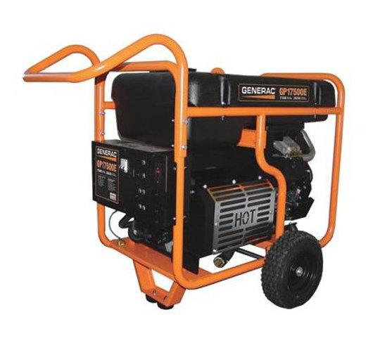 Generac GP17500 Portable Generator -Model# 5735