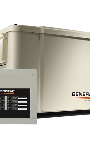 PowerPact 7.5kW Home Backup Generator - Model #6998