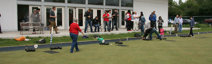 2015 Lawn Bowling Event