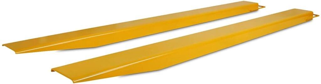 orangea forklift extensions