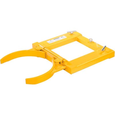 forklift clamp attachment