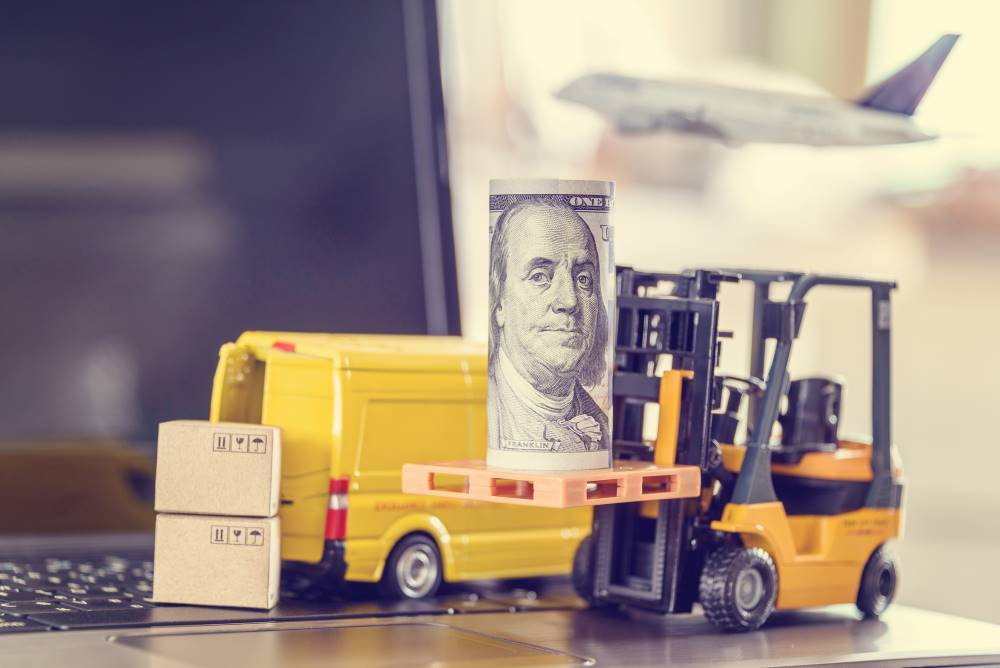 average forklift operator salary