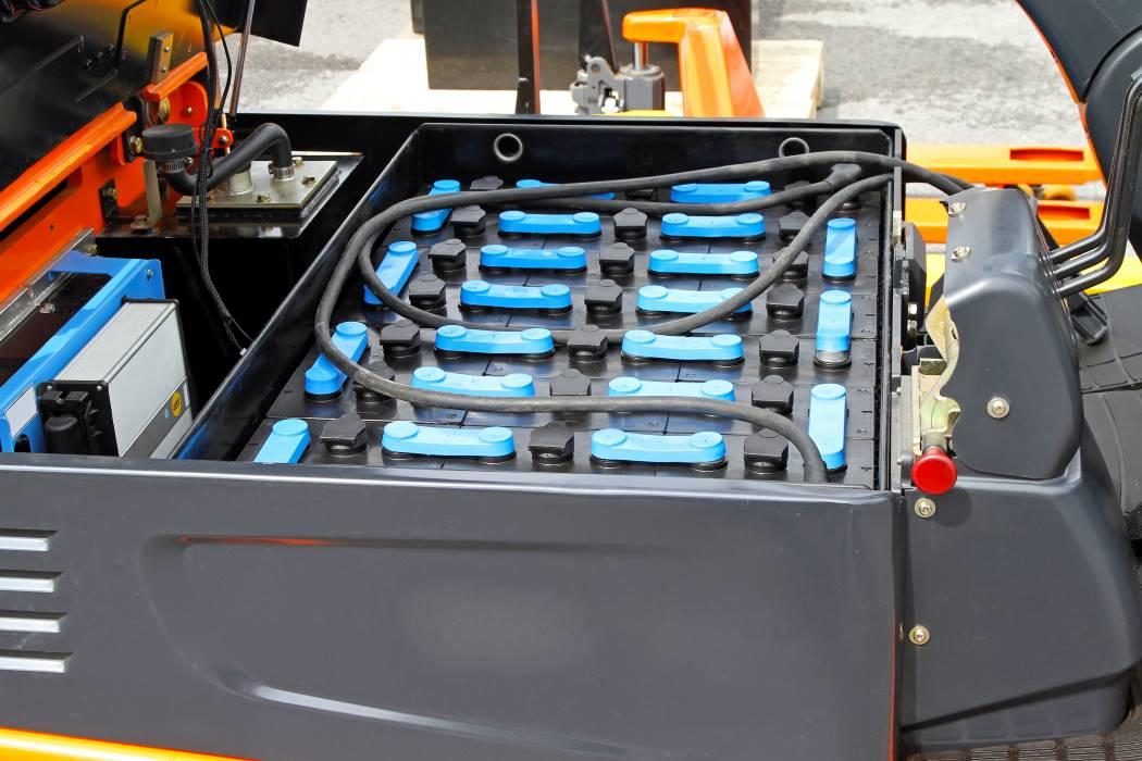 extend forklift battery life